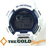 カシオ/CASIO:G-SHOCKイルカクジラ25thアニバーサリーGWX-8902K-7JR時計腕時計メンズ[男性用]中古【中古】