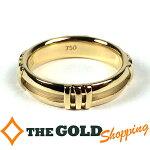 ティファニー/Tiffany&Co.:アトラスリング750YG#105g新品仕上済ジュエリー・アクセサリー指輪・リング中古【中古】