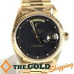 ロレックス/ROLEX:デイデイトイエローゴールドOH済18037時計腕時計メンズ[男性用]中古【中古】