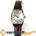 フランクミュラー/FRANCKMULLER:トノーカーベックス1752QZ5N時計腕時計レディース[女性用]中古【中古】