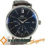 アイダブリューシー/IWC:ポートフィーノハンドワインド8デイズIW510102時計腕時計メンズ[男性用]中古【中古】
