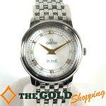 オメガ/OMEGA:デ・ヴィルレディース424.10.27.60.55.001時計腕時計レディース[女性用]中古【中古】