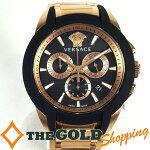 ヴェルサーチキャラクタークロノM8CM8C80D009S080時計腕時計メンズ[男性用]中古【中古】