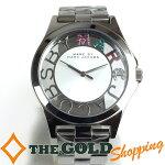 マークジェイコブス/MARCJACOBS:レディスクォーツスケルトンダイアル未使用品MBM3262時計腕時計レディース[女性用]中古【中古】