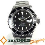ロレックス/ROLEX:サブマリーナオーバーホール・新品仕上済M番16610時計腕時計メンズ[男性用]中古【中古】