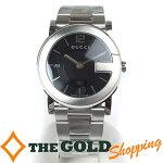 グッチ/GUCCI:GラウンドウォッチボーイズクォーツYA101405101J時計腕時計ボーイズ[男女兼用]中古【中古】