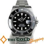 ロレックス/ROLEX:サブマリーナーデイトランダムルーレット新品仕上済116610LN時計腕時計メンズ[男性用]中古【中古】