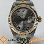 ロレックス/ROLEX:デイトジャストローマンインデックス79173Y番OH・仕上済時計腕時計レディース[女性用]中古【中古】