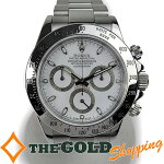 ロレックス/ROLEX:コスモグラフデイトナD番点検・新品仕上げ済116520時計腕時計メンズ[男性用]中古【中古】