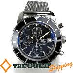 ブライトリング/BREITLING:スーパーオーシャンヘリテージクロノグラフA13320A1332024/B908時計腕時計メンズ[男性用]中古【中古】