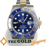 ロレックス/ROLEX:サブマリーナーランダムブルーダイヤル116613LB時計腕時計メンズ[男性用]中古【中古】