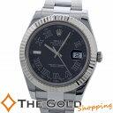 ROLEX デイトジャスト2 116334 G番 2011年国内 オーバーホール済み ロレックス 時計 腕時計 メンズ[男性用] 【中古 ユーズド】