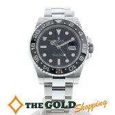 ロレックス / ROLEX : GMTマスター2 黒ベゼル ランダム ルーレット刻印 116710LN 時計 腕時計 メンズ[男性用] 中古 【中古】 卒業 入学 新生活 プレゼント ご褒美 ボーナス プレミアムフライデー 下取り