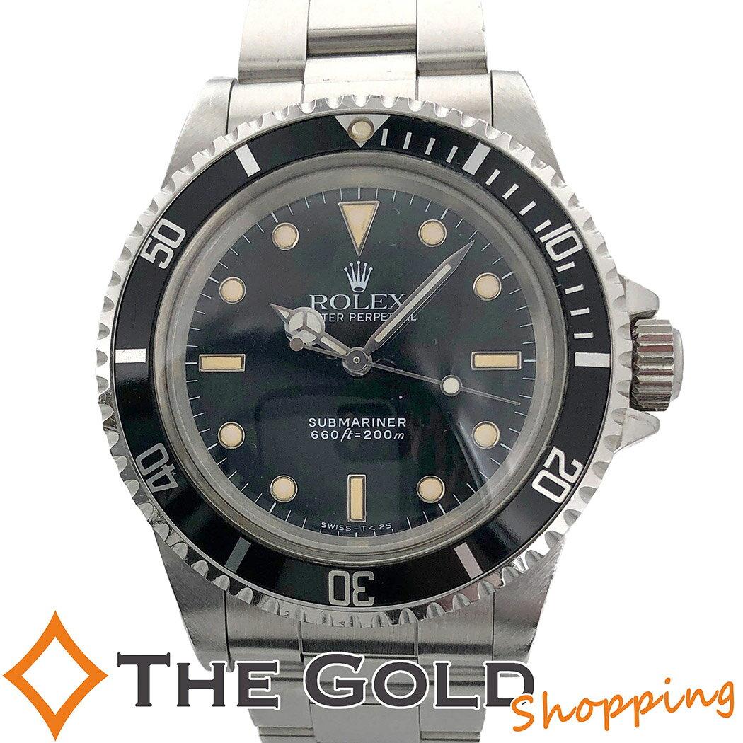 腕時計, メンズ腕時計 2811 18 5513 L 1989 OH ROLEX SUBMARINER