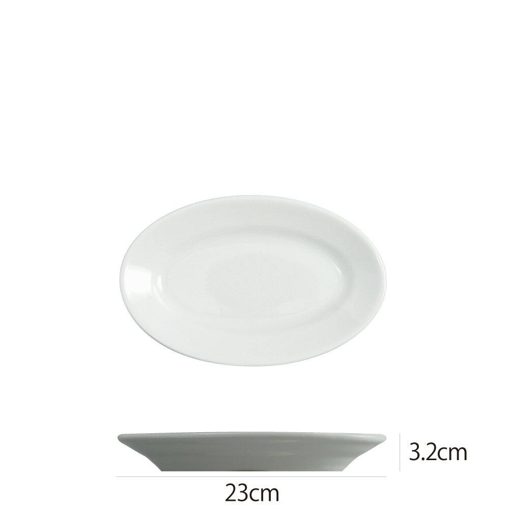 Saturnia(サタルニア) チボリ オーバルプレート23cm 食器