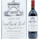 シャトー・レオヴィル・ラス・カーズ 1993 750ml 赤 フランス ボルドー サン・ジュリアン Chateau Leoville Las Cases 1993