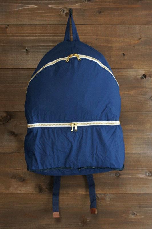 男女兼用バッグ, バックパック・リュック NANAMICA TRAVEL DAY PACK BACKPACK BLUE()