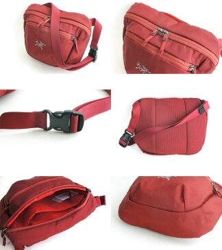 ARC'TERYXアークテリクスMAKA 2マカ2 ミニショルダーバッグBLACK(ブラック) WOLFRAM(ウルフラム) VOLCANO(ボルケーノ) JANUS(ジェイナス)17172 男女兼用 黒 アウトドア カーキ 赤 グレー