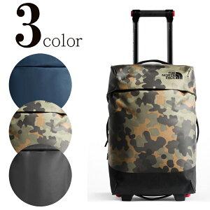 ノースフェイスSTRATOLINER-M 45LスーツケースTHE NORTH FACEURBNVY(アーバンネイビー)NEW TAUPE GREEN MACROFLECK CAMO(迷彩) TNF BLACK(ブラック)メンズ レディース 男女兼用 旅行 トラベルバッグ キャリーバッ