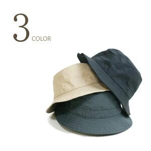 BUCKET HAT バケットハットLAUNCH BASIC TRADE ラウンチベーシックトレード3LAYER 3レイヤー全3色 メンズ レディース 男女兼用 帽子 GREY BLACK BEIGE グレー ブラック ベージュ