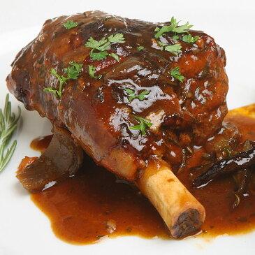 ラム肉 骨付きラムシャンク(仔羊のすね肉) 2本入り -L024