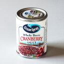 クランベリーソース (つるこけももの缶詰)-DR010の商品画像