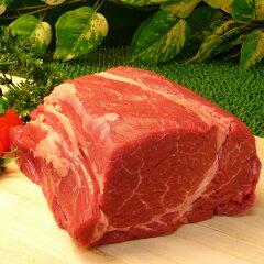 ブロック肉だから・・ステーキ、ローストビーフにと自由自在!【送料無料】牛ヒレブロック 500...