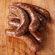 手作り生ビーフソーセージ 大7本入り(100%牛肉使用の牛肉ソーセージ・生タイプ)サルシッチャ【YDKG-tk】