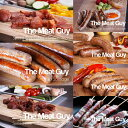 手作りソーセージ&ケバブ7種類お試しセット約2kg・ミートガイ生ソーセージ/バーベキュー串焼き!(ソーセージ:豚肉&牛肉/串焼:ラム肉・豚肉・牛肉)BBQに≪雑誌掲載商品≫お得さ福袋級!焼肉セット