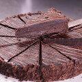 チョコレートケーキ(アメリカ産)12ピース/ホールケーキ誕生日♪バースデーケーキギフト