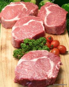 【送料無料】超厚切りリブロースステーキ300gサイズ×10枚(約3kg)肉厚ステーキ!!牛肉☆…