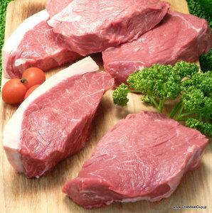 厚切りランプステーキ(牛ももステーキ肉)オージービーフ・牛肉 赤身【YDKG-tk】