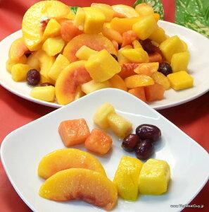 トロピカルフルーツミックス フルーツ たっぷり フルーツポンチ サングリア パパイヤ パイナップル マンゴー