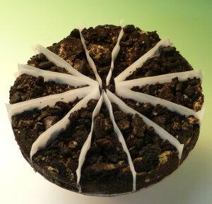 ニューヨークチーズケーキ クッキー&クリーム (直径約20cm/ホールケーキ)チョコ・オレオク...