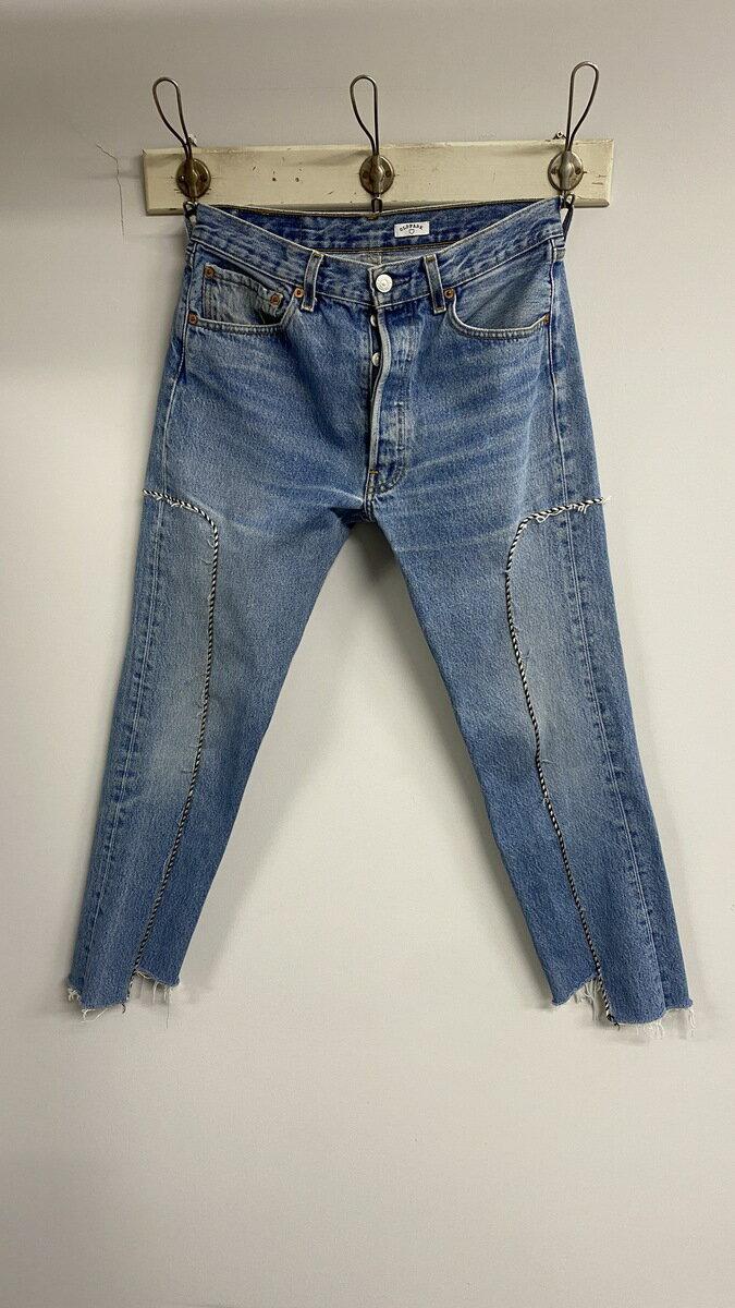 メンズファッション, ズボン・パンツ OLDPARK WESTERN JEANS(BLUE,S)