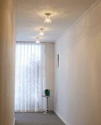 20日まで最大500円オフクーポン【ODELICオーデリック】『OL251657LD』LED照明小型シーリングライト天井廊下階段玄関トイレ洋風クロームメッキガラス透明石目調※工事必要