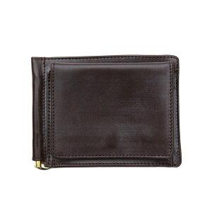 [Regular dealer] GLEN ROYAL MONEY CLIP WITH COIN POCKET Money clip with coin purse CIGAR