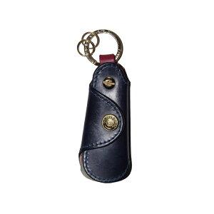 GLENROYAL SHOE HORN POCKET 2-TONE Pocket Shoe (2 نغمات) DARK BLUE × BORDEAUX