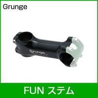 grungeグランジFUNステム(ボディーのみ)31.8mmφ×50mm自転車部品サイクルパーツ