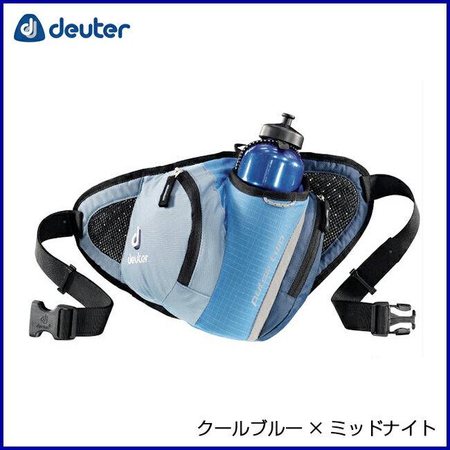 deuter ドイター パルスツー クールブルー×ミッドナイト トラベル・ビジネス・デイパック・ヒップパック