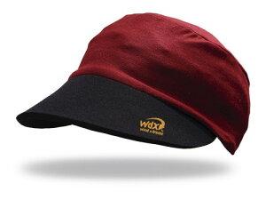 WDX(Wind x-treme)/ウィンドエクストリーム COOL CAP UV/クールキャップUV レッド(2OG81121) サイクルキャップ