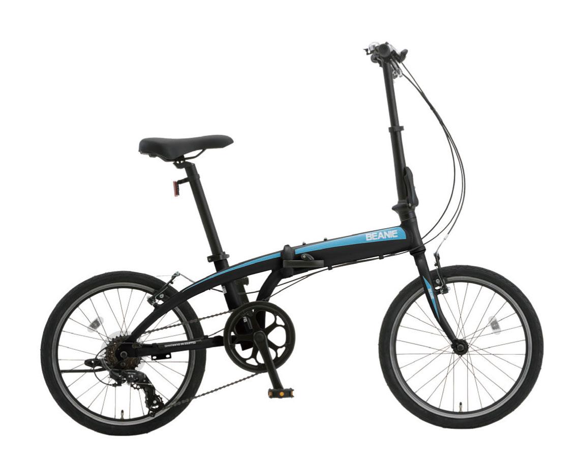自転車・サイクリング, 折りたたみ自転車 SHIONO 20QL-6-K01 BEANIE 20 7812