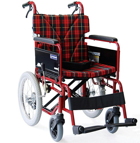 車椅子(車いす) カワムラサイクル製 BM16-40(38.42)SB-M【メーカー正規保証付き/条件付き送料無...