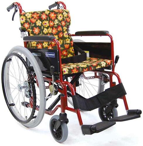 車椅子(車いす) カワムラサイクル製 BM22-40(38・42)SB-M.LO【メーカー正規保証付き/条件付き送...