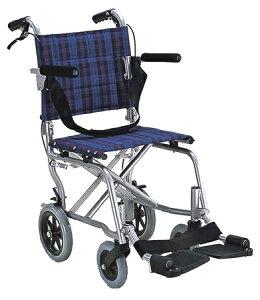 【車椅子】【車いす】【車イス】【送料無料】旅行用にお勧め。カワムラ製人気の車椅子・旅ぐる...