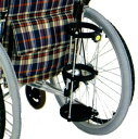 車椅子専用オプション(松永製作所専用)酸素ボンベ架