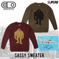 SassySweater(サッシーセーター)/AIRBLASTER(エアブラスター)【16-17モデル!送料無料!SUPERB!】セーター