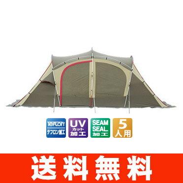小川キャンパル ロッジドーム シュナーベル5