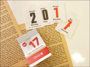 日めくり カレンダー ブルンネン ヨーロッパ おしゃれ プレゼント