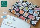 切手コレクター必須アイテム♪【1冊までレターパック350 OK】【EXACOMPTA  レトロかわいい 切...